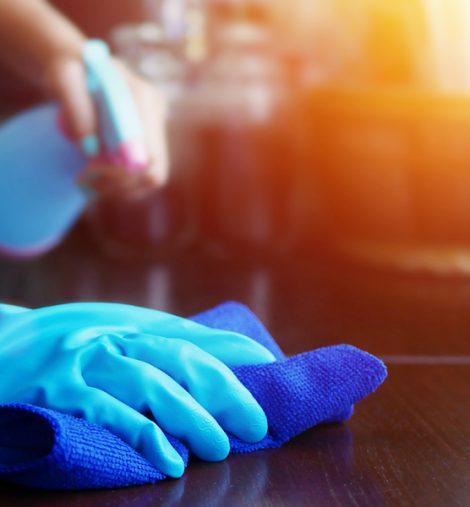 dezinfectant biocid